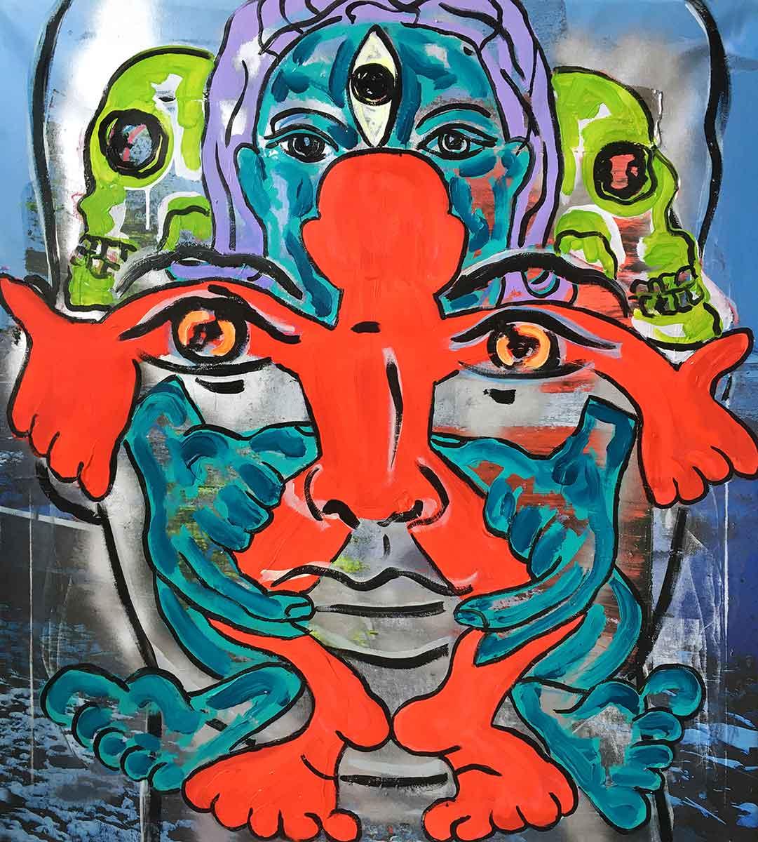 Matej Fabian – Dystopian Prophecy