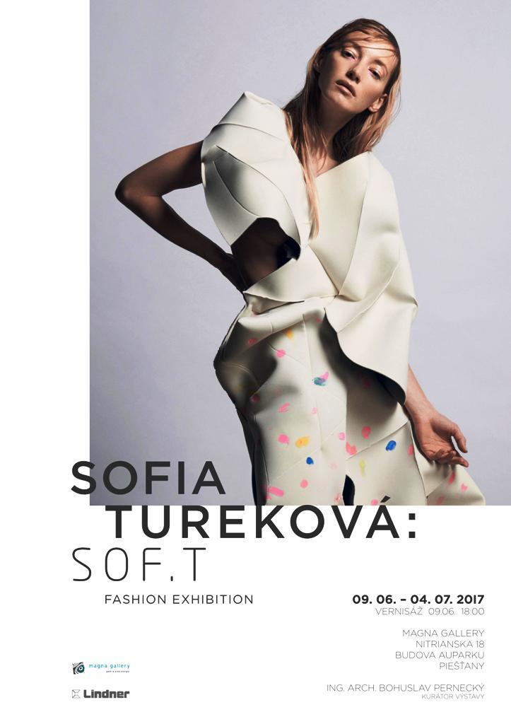 Z New Yorku do Magna gallery – Sofia Tureková predvedie výber z módnej tvorby