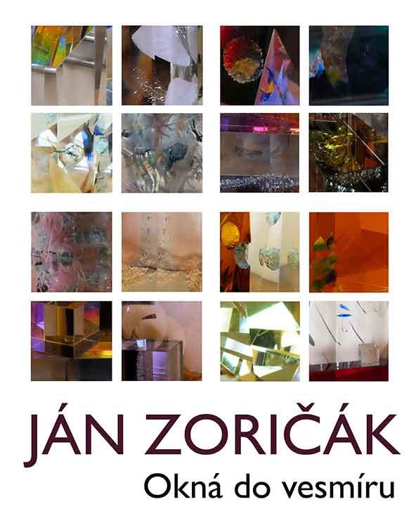 Ján Zoričák Okná do vesmíru