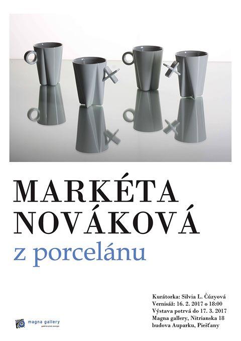Markéta Nováková: z porcelánu