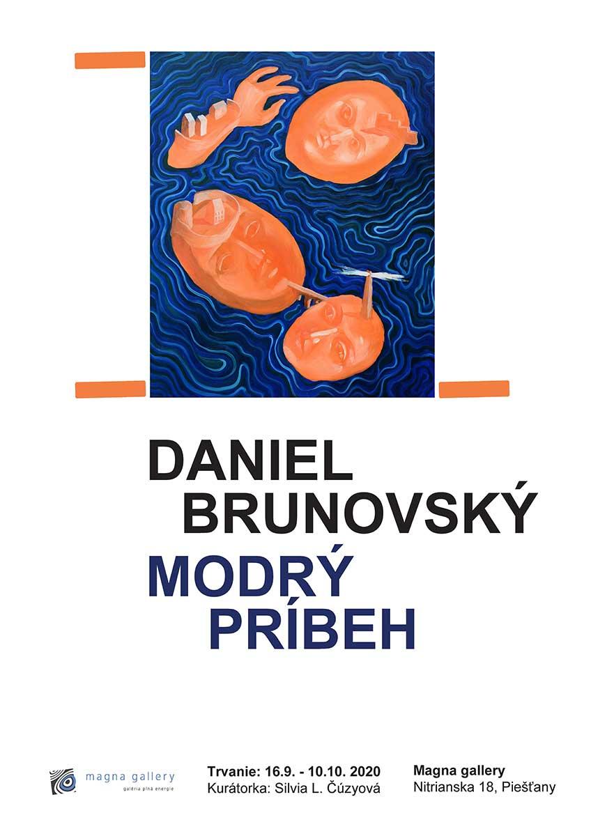 Daniel Brunovský- Modrý Príbeh