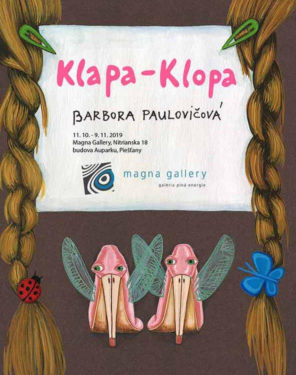 Barbora Paulovičová Klapa- Klopa