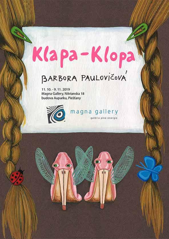 Barbora Paulovičová  Klapa-Klopa